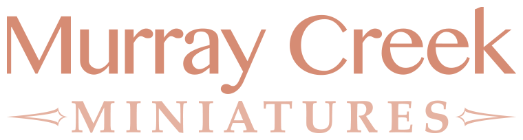 Murray Creek Miniatures Retina Logo